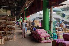 Kenaikan Tarif Kompensasi Lahan di Pasar Induk Kramatjati Membebani Pedagang