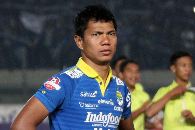 Pemain Persib Bandung, Achmad Jufriyanto.