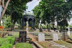 Melihat Makam Megah hingga Rumah Guci Abu di TPU Petamburan