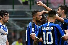 Line Up Inter Milan Vs Bologna, Eriksen dan Brozovic Kembali Jadi Starter