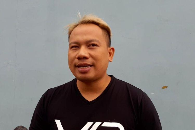 Vicky Prasetyo saat ditemui di Gedung Trans TV, Jakarta Selatan, Selasa (7/1/2020)