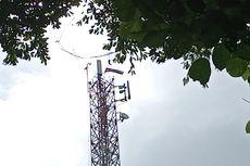 Polres Manokwari Buru Pelaku Pengibaran Bendera Bintang Kejora di Tower Setinggi 42 Meter