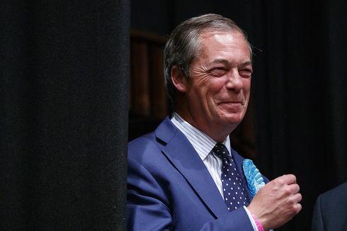 Saat Pemimpin Partai Brexit Mencerca Keluarga Kerajaan Inggris dalam Pidatonya...