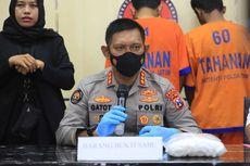 Seorang Polisi di Mojokerto Ditangkap Saat Pesta Narkoba di Vila