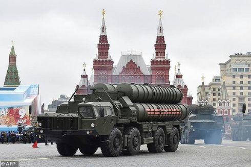 AS Minta India Tidak Beli Sistem Pertahanan Rudal S-400 dari Rusia