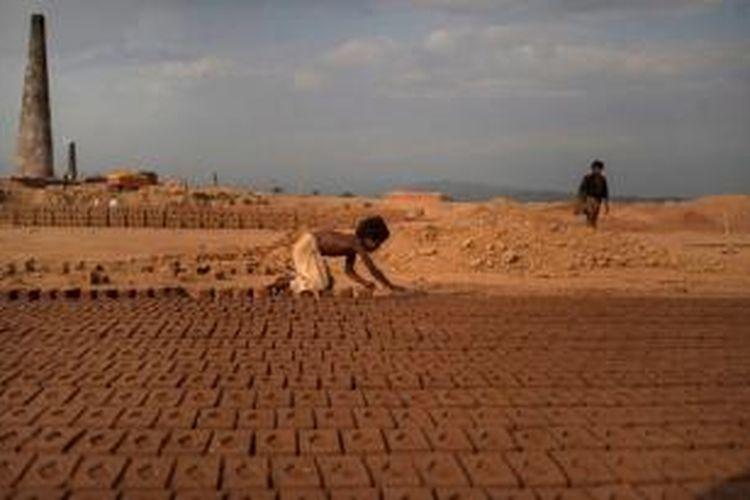 Organisasi Buruh Internasional (ILO) menyatakan 168 juta anak-anak di dunia masih bekerja sebagai buruh. Kondisi ini membuat target menghilangkan seluruh buruh anak pada 2016 sulit tercapai.
