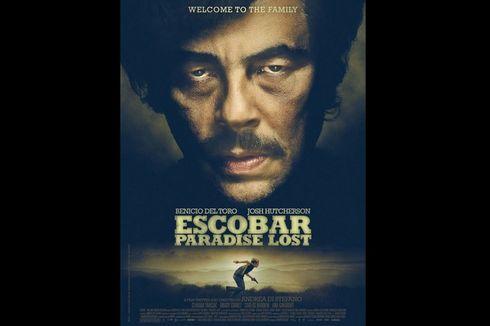 Sinopsis Escobar: Paradise Lost, Ketika Cinta Dihadapkan dengan Kartel Narkoba