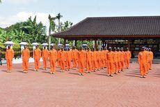 Siswa Sekolah Penerbang Angkatan 98 Terpadu Ikuti Rangkaian Wisuda