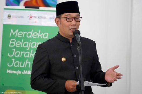 Mengintip Total Kekayaan Gubernur Jabar Ridwan Kamil