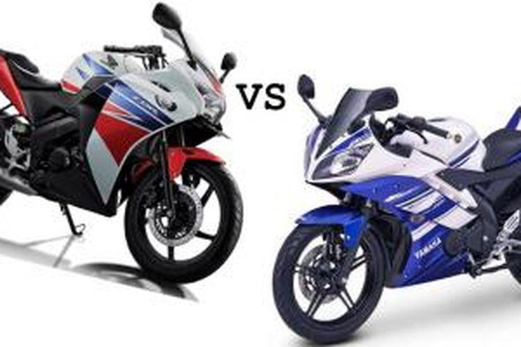 Pilih mana? Yamaha R15 atau Honda CBR150R?
