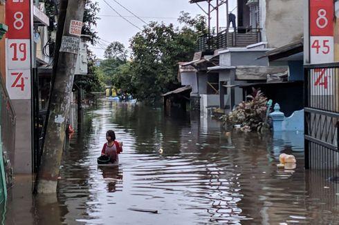 Pemkot Tangerang Perkirakan Banjir Periuk Damai Bisa Surut 3 Hari ke Depan