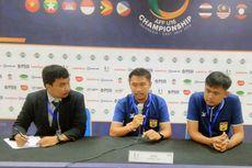 Kalah, Pelatih Laos Sesalkan Kesalahan Pemain pada Awal Pertandingan