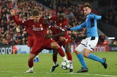 Liverpool Vs Napoli Imbang, The Reds Belum Lolos