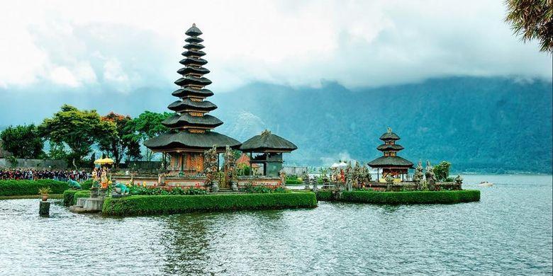 Pura Urun Danu Bratan, Bedugul, Bali