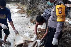 Nelayan Buton Selatan Temukan Tulang Manusia dalam Kantong Plastik