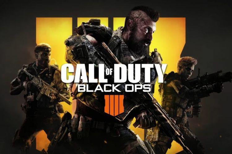 Game Call Of Duty Black Ops 4 Diklaim Pecahkan Rekor