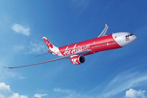 AirAsia Mulai Jualan Tiket Maskapai Lain