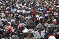 Kapolri Klaim Jumlah Pemudik Sepeda Motor Menurun