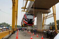 Fakta Terkini LRT Jabodebek, Long Span Terpanjang di Dunia hingga Dua Rekor MURI