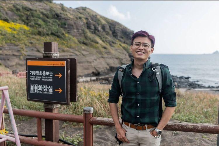 YouTuber Jang Hansol (Korea Reomit).