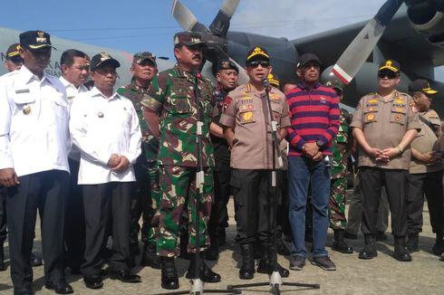 Berkantor di Jayapura, Kapolri dan Panglima TNI Jamin Papua Aman