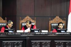 Saat Saksi Panggil Arief Hidayat