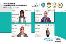 Gelar Webinar Obras Kain PKK, Ketum Oase KIM Ajak Seluruh Masyarakat Melek Literasi Digital