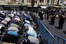 Bentrokan Kembali Pecah di Masjid Al-Aqsa, 46 Orang Jadi Korban
