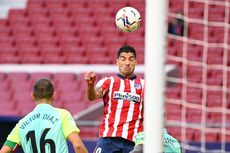 Atletico Madrid Vs Granada, Kata Pertama Luis Suarez Usai Debut Sempurna
