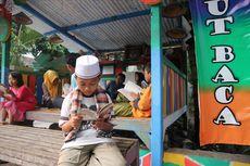 Kisah Pemuda Desa di Jombang, Sulap Pos Kamling Menjadi Taman Baca