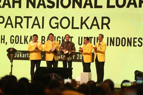 Tiga Pekan Airlangga Rangkap Jabatan, Jokowi Belum Ambil Keputusan