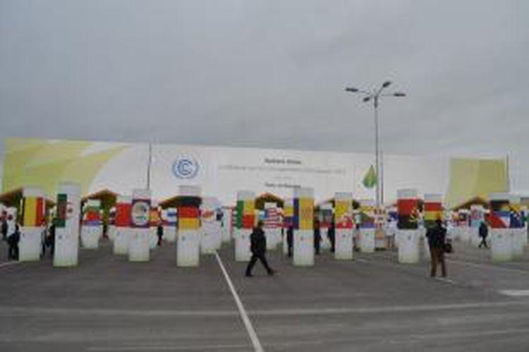 Lokasi COP 21, Le Bourget, Paris, Prancis