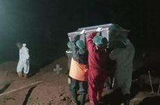 Hanya karena Rasa Kemanusiaan, Lucky Rela Kerja Tanpa Henti Makamkan Pasien Covid-19