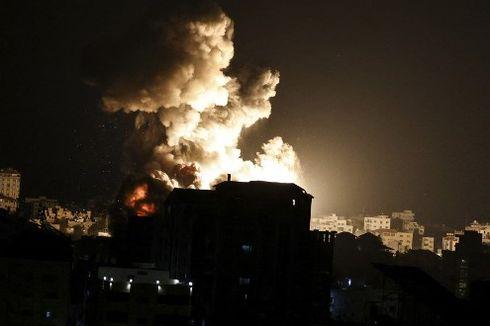 15 Anak Tewas dalam Pengeboman di Israel dan Gaza