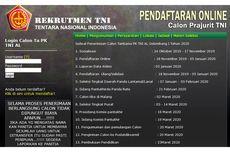 TNI AL Buka Pendaftaran Calon Tamtama PK untuk Lulusan SMP/Sederajat