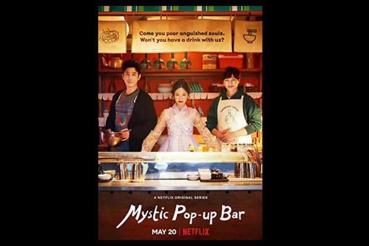 Poster drama Korea Mystic Pop-up Bar.