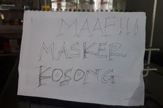 Polisi Kembali Gerebek Penimbunan Masker Ilegal, Kini di Ciracas