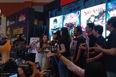 Ulang Tahun, Pevita Pearce Dapat Kejutan di Indonesia Comic Con 2019