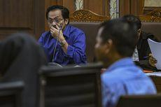 Terbukti Terima Suap, Gubernur Nonaktif Kepri Nurdin Basirun Wajib Bayar Uang Pengganti Rp 4,2 Miliar