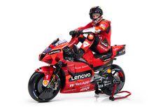 Masuk Tim Pabrikan Ducati, Jack Miller Bidik Kemenangan