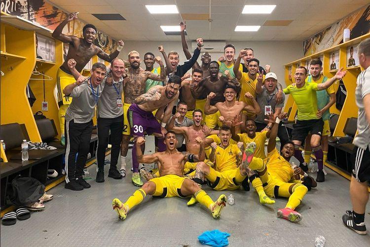 Wakil Moldova Sherrif Tiraspol berhasil menang 3-0 kontra jagoan Kroasia, Dinamo Zagreb, pada laga leg pertama playoff Liga Champions yang bergulir pada Rabu (18/8/2021) dini hari WIB.
