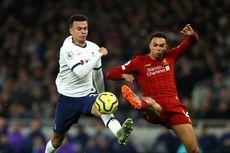 Klasemen Liga Inggris - Liverpool Semakin Kokoh, Tottenham Tergusur