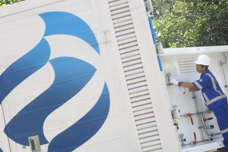 PGN melalui PT Gagas Energi Indonesia meluncurkan 32 unit Gaslink Truck berbahan bakar gas bumi sebagai wujud keseriusan PGN Group untuk melayani pelanggan-pelanggan di luar jaringan pipa gas bumi