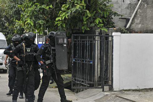 Polisi Tangkap 2 Terduga Teroris di Kalimantan Tengah