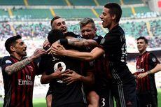 Atasi Palermo, Milan Raih Kemenangan Terbesar dalam 4 Tahun Terakhir