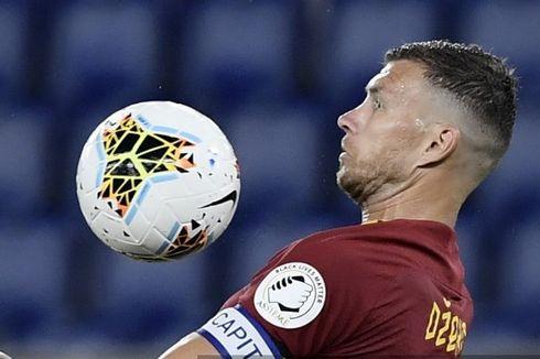 Lampu Hijau Transfer Berantai Dzeko dan Milik, Juventus dan Roma Tancap Gas