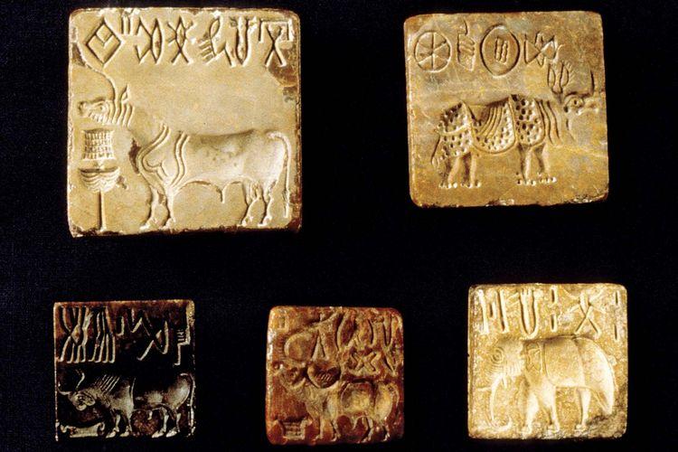 peninggalan peradaban india kuno