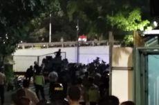 Demo Mahasiswa Rusuh, 3 Orang Ditangkap di Sekitar JCC