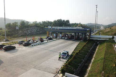 Tol Trans Sumatera Jadi Favorit Pemudik, Volume Lalin Naik Signifikan