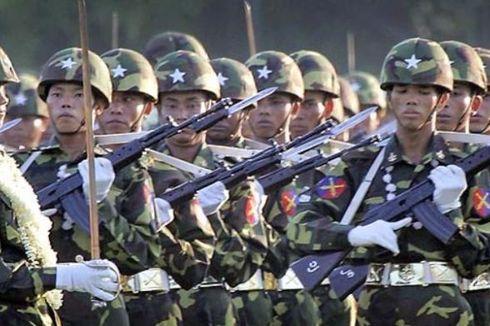 Militer Myanmar Dituding Gunakan Perkosaan Jadi Senjata